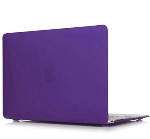 Накладка пластик MacBook Air 13.3 /matte purple/