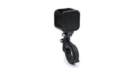 Крепление на руль/седло/раму велосипеда 22-35мм Pro Handlebar/Seatpost/Pole Mount вид сзади