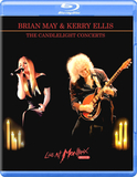 Brian May & Kerry Ellis / The Candlelight Concerts - Live At Montreux 2013 (Blu-ray+CD)