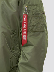 Куртка бомбер Alpha Industries MA-1 Sage Green