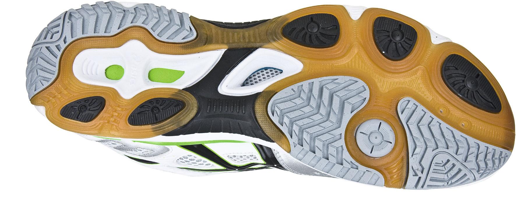 Мужские волейбольные кроссовки Asics Gel-Beyond 3 MT (B204Y 0190) белые