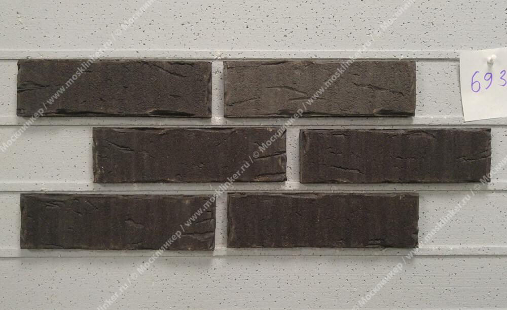 Feldhaus Klinker - R693NF14, Sintra Vulcano, 240x14x71 - Клинкерная плитка для фасада и внутренней отделки