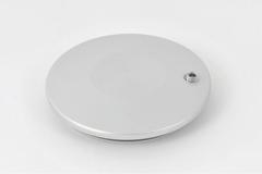 Крышка маятника (левосторонняя) BMWR1200GS/GSA/R/S/ST/R NineT серебро