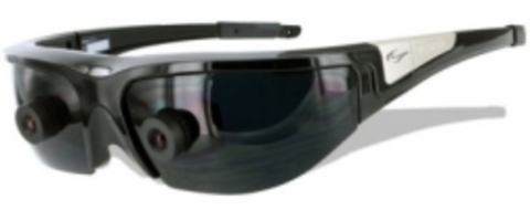 Vuzix Wrap 920AR + maxReality software – видеоочки для iPhone/iPod/iPad