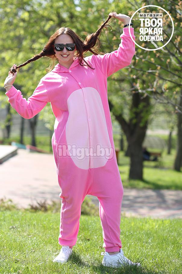 Пижамы кигуруми Розовая Пантера (флис) pink panter.jpg 565a39d7cd188