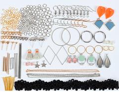 9990 Набор (10 пар)для создания сережек