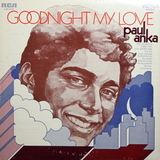 Paul Anka ‎/ Goodnight My Love (LP)