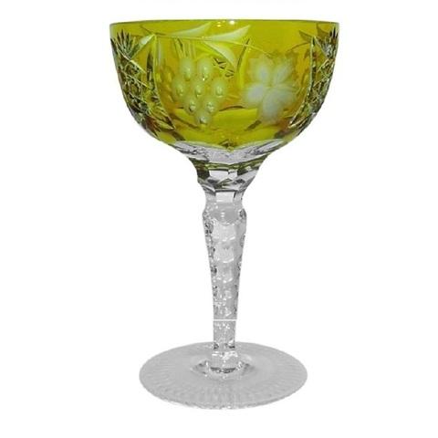 Фужер для шампанского Champagne 210 мл, артикул 1/amber/64576. Серия Grape