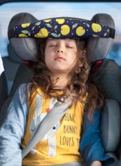Фиксатор головы ребенка в автокресле Клювонос Желтая Черешня