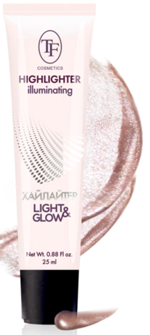 ТФ Хайлайтер кремовый д/лица Illuminating Highlighter  25мл