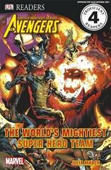 Marvel Avengers The World's Mightiest Super Hero Team