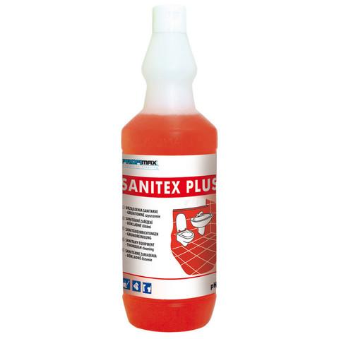 Профессиональная химия Lakma Sanitex plus 1л, д/интенсивной чисткисантехн.