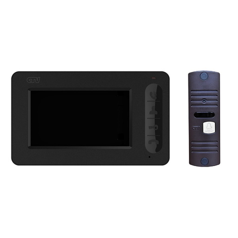 Комплект видеодомофона CTV 4.3