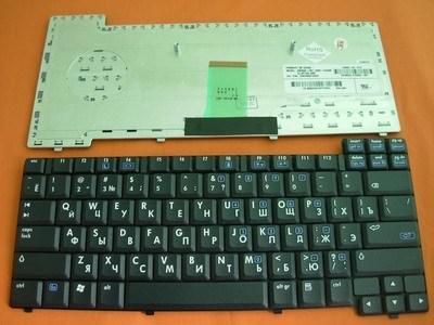 Клавиатура для ноутбука HP Compaq nx6105 nx6110 nx6115 nx6120 nx6130 nx6310 nx6320 nx6325 nc6100 nc6110 nc6120 nc6130 nc6320 Series