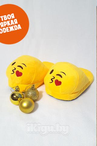 Тапочки Emoji Поцелуй