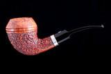 Курительная трубка Mastro De Paja Rustic, M401-3