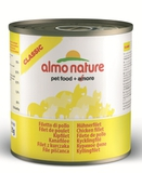 Almo Nature Classic Adult Cat Chicken Fillet Консервы для кошек