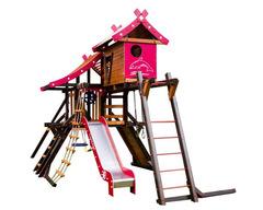 Детская деревянная площадка Хижина Корсика
