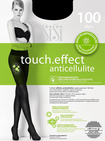 Женские колготки Touch Effect Anticellulite 100 Sisi