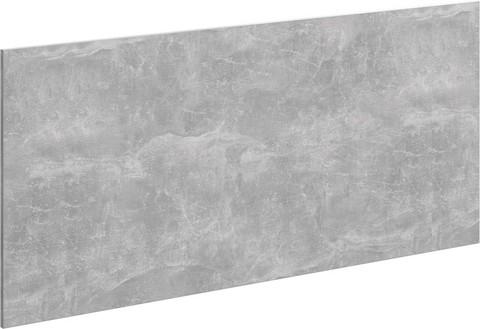Mobi фасад тумбы под умывальник, цвет бетон светлый, 100 см