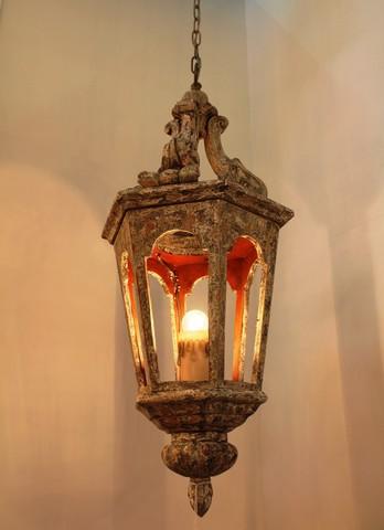 vintage chandelier 01-83 ( by Funky Vintage )