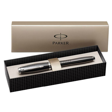 Parker Urban - Muted Black CT, перьевая ручка, F