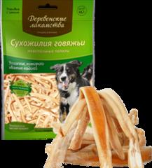 Деревенские лакомства Традиционные для собак Сухожилья говяжьи 40г