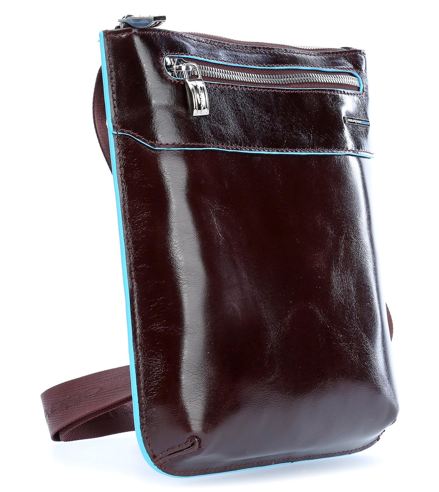 Сумка Piquadro Blue Square, цвет коричневый, 22x25x2 см (CA1358B2/MO)