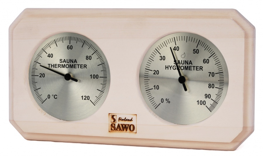 Термометры и гигрометры: Термогигрометр SAWO 221-THА