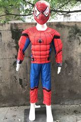 Костюм Человека-паука. Свитер + брюки + маска