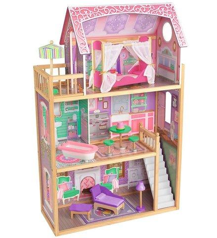 KidKraft Ava - кукольный домик с мебелью 65900