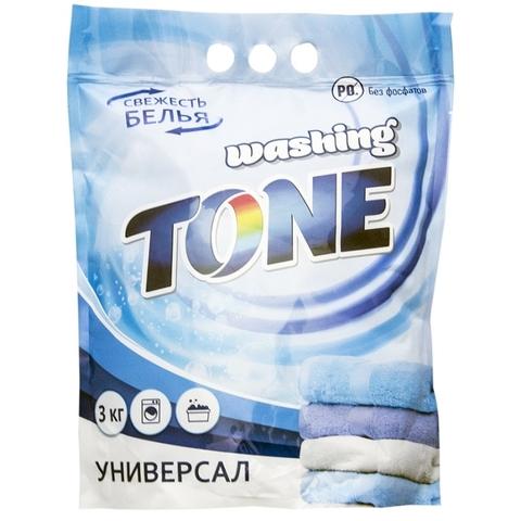 Sellwin Pro  Washing Tone Стиральный порошок Универсал 3кг