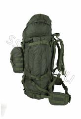 Рюкзак экспедиционный горный ССО Эдельвейс-3М (70-80л), олива, новый
