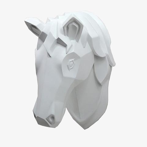 Настенный декор Decor Голова лошади H13S0628