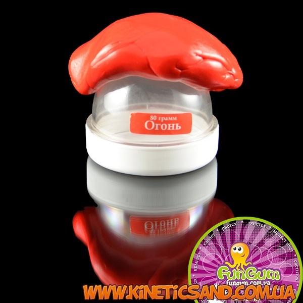 жвачка для рук красная