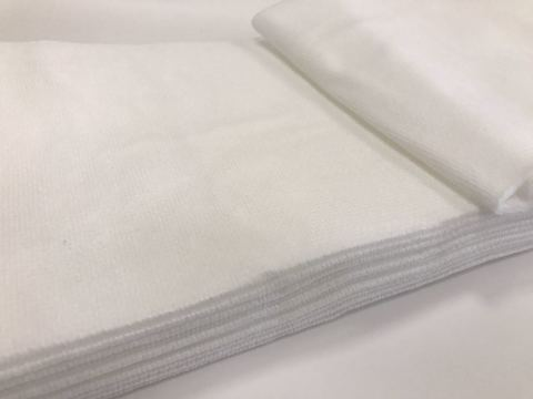 Полотенце Стандарт( Cotton белый, 45х90 см, 50 шт/упк, штучно) 45 г/м²