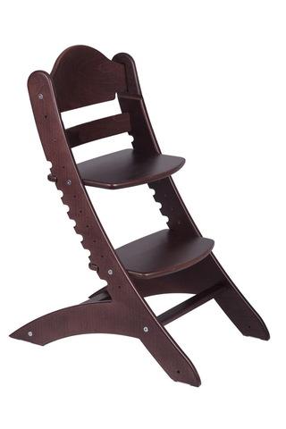 Детский растущий стул Два кота М1 Венге