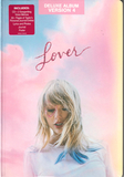 Taylor Swift / Lover (Deluxe Edition #4)(CD)