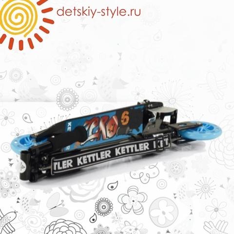 "Самокат Kettler ""Zero 6 Graffiti"" (Кетлер)"