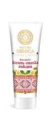 Питательная крем-маска для рук Loves Latvia Natura Siberica