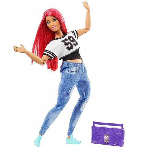 Барби Танцор. Безграничные движения