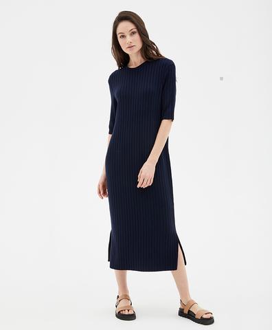Платье Кимче синее