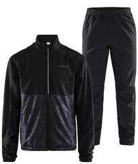 Спортивный беговой костюм Craft Eaze Track & Field black 2019 мужской
