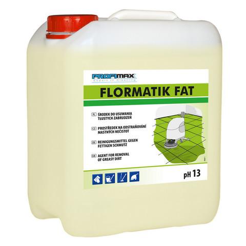 Профессиональная химия Lakma Flormatik fat 5л, антижир