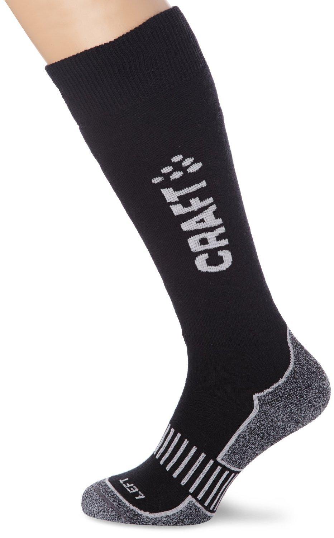 Носки-гольфы Craft Multi Warm черные (1902345-9980) фото
