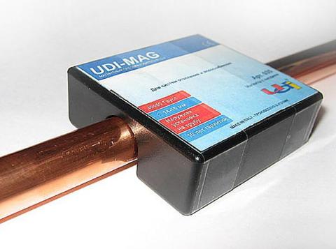 Магнитный преобразователь воды UDI - MAG SHUTTLE diam. 14-15 мм Арт. 10155035 НАКЛАДНОЙ (Италия)