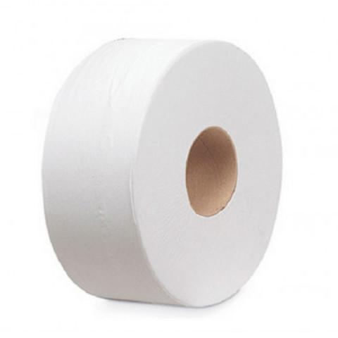 Бумага туалетная д/дисп KK Scott Mini Jumbo 2сл бел 200м 12 рул. 8512