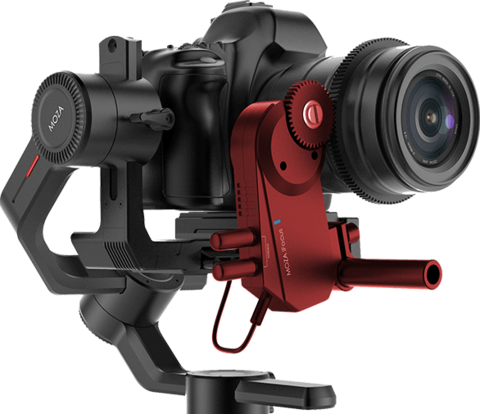 Moza iFocus для Moza Air 2 / Cross 2 и DJI Ronin S