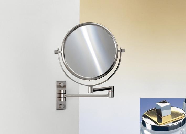 Зеркала Зеркало косметическое Windisch 99145CRO 3X elitnoe-zerkalo-kosmeticheskoe-99145cro-3x-ot-windisch-ispaniya.jpg