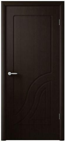 Дверь Фрегат Флоренция, цвет венге, глухая